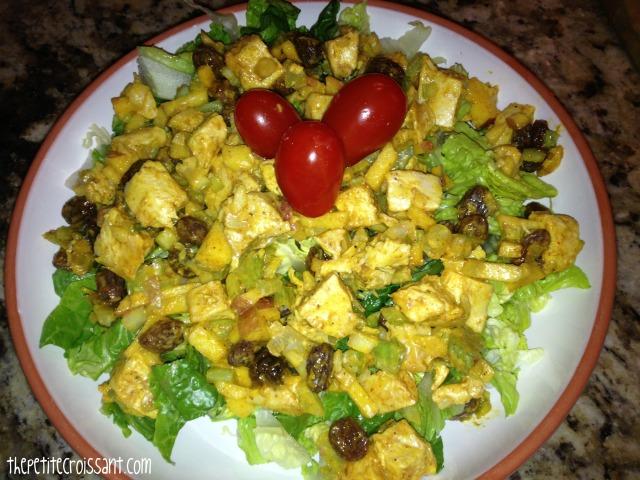 currychickensalad